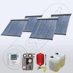 Colectoarele solare produse in China pentru incalzirea apei menajere SIU 4x20
