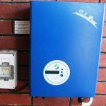 Invertor de curent monofazic cu injectare in retea SolarRiver 3000 TL INT