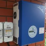 Invertor fotovoltaic monofazic cu injectare in retea SolarRiver 4500 TL INT