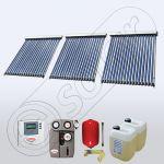 Pachete colectoare solare pentru apa calda menajera din materiale foarte rezistente SIU 3x18
