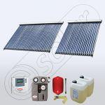 Pachetele de panouri solare cu tuburi vidate pentru energia solara SIU 1x22-1x30