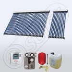 Pachetele panouri solare vidate pentru apa calda eficienta maxima SIU 1x10-1x30