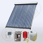 Panouri solare import China cu montaj pe acoperisurile inclinate SIU 1x18