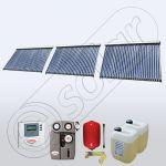 Setul panouri solare apa calda produse in China usor de montat SIU 3x30