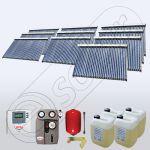 Setul panouri solare pentru apa calda menajera cu statie solara SIU 10x30
