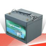 Acumulator solar AGM Dyno Europe 12v44 pentru stocarea energiei fotovoltaice