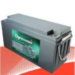 Baterii acumulatori fotovoltaici GEL deep cycle Dyno Europe 12v150
