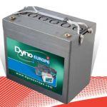Baterii de stocare cu GEL Dyno Europe 12v225 pentru instalatii fotoelectrice