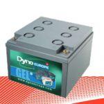 Baterii fotovoltaice Dyno Europe cu GEL 12v30D