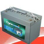 Baterii fotovoltaice cu GEL pentru stocare de energie Dyno Europe 12v110