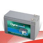 Baterii solare cu GEL pentru instalatii fotovoltaice Dyno Europe 12v7.5