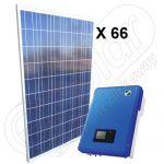 Kit PV cu livrare in retea 16,5 KW SolarLake 17000TL