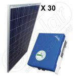 Kit PV pentru comercializarea energiei 7,5 KW SolarLake 8500TL
