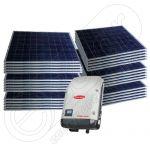 Kituri fotovoltaice de 7,5 KW putere instalata cu injectare in retea Symo 8.2-3-M