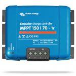 Controler alimentare baterii panou solar fotovoltaic BlueSolar MPPT 150/70-Tr (12/24/48V-70A) Victron