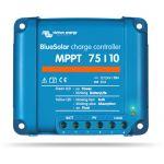 Controler incarcare si alimentare baterii pentru sisteme fotovoltaice BlueSolar MPPT 75/10 (12/24V-10A) Victron