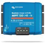 Controler incarcare solara cu eficienta in caz de cer inorat BlueSolar MPPT 150/45-Tr (12/24/48V-45A) Victron
