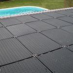 Kit solar pentru incalzirea piscinelor cu panouri solare IFP pentru 18 mp, 24 mp si 40 mp de absorbtie solara