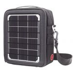Geanta solara fotovoltaica Switch compartimentata pentru incarcare prin USB cu baterie de 4,000mAh pret ieftine