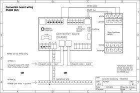 Placa de conexiuni pentru trackere solare,pret mic placa de conexiuni,placa de distributie ieftina