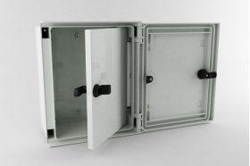 Cutie de conexiuni pentru stalpi iluminat cu panouri fotovoltaice SERB-325 3