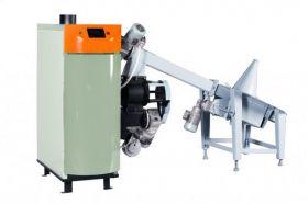 Centrala termica peleti, lemne, rumegus 100-150 kw FUTURA BIO 150