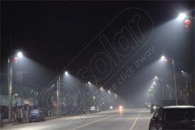 Stalp cu lampa LED pentru iluminat public LED-4M 2