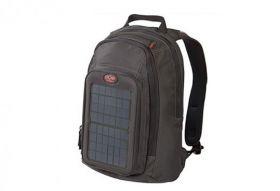 Rucsac fotovoltaic pentru laptopuri, rucsac cu celule solare ce incarca tablete si camere digitale,rucsac pentru electronice portabile