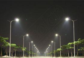 Stalp cu LED-uri pentru iluminatul public LED-8M 4