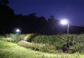 Stalp stradal de iluminat cu lampa cu LED-uri LED-6M 2