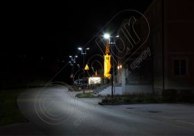 Stalpi stradali de iluminat cu LED-uri LED-7M 3