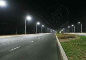 Stalpi stradali de iluminat cu LED-uri LED-7M 4