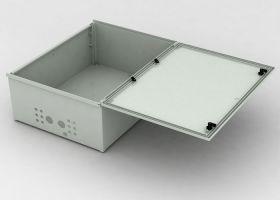 Cutie conexiuni pentru stalpi solari fotovoltaici SERB-43 5