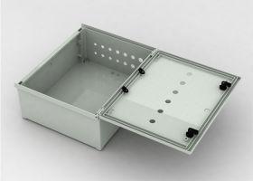 Cutie conexiuni pentru stalpi solari fotovoltaici SERB-43 6