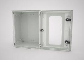 Cutie conexiuni pentru stalpi solari fotovoltaici SERB-43 8