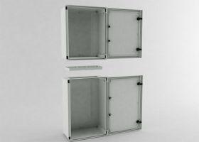 Cutie de conexiuni cu IP66 antiincendiu pentru panouri solare SERB-65 2