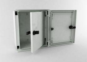 Cutie de conexiuni cu IP66 antiincendiu pentru panouri solare SERB-65 3