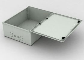 Cutie de conexiuni cu IP66 antiincendiu pentru panouri solare SERB-65 5
