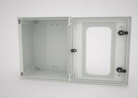 Cutie de conexiuni pentru stalpi iluminat cu panouri fotovoltaice SERB-325 8
