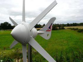 Centrala eoliana pentru rulota,centrala cu 6 elice,centrala eoliana la pret mic