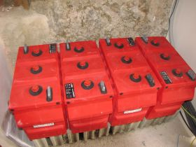 baterii panouri fotovoltaice