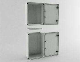 Cutie de conexiuni pentru stalpi iluminat cu panouri fotovoltaice SERB-325 4
