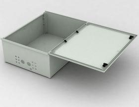 Cutie de conexiuni pentru stalpi iluminat cu panouri fotovoltaice SERB-325 6