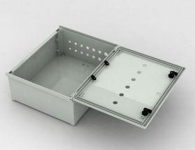 Cutie de conexiuni pentru stalpi iluminat cu panouri fotovoltaice SERB-325 7
