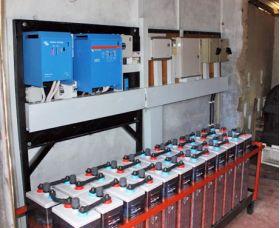 Invertoare solare fotovoltaice Victron Quattro 24V 5000W 120-100-100