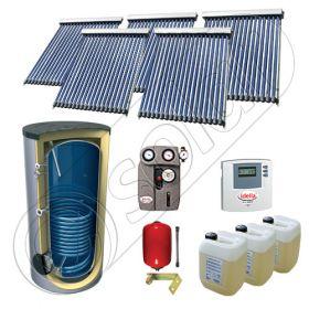 Pachet panouri cu tuburi vidate si boiler SIU 5x18-1000.1BM, Seturi panouri solare cu tuburi vidate, Pachete panouri solare cu tuburi vidate fabricate in China
