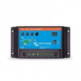 Kit 100W 12V pentru sisteme fotovoltaice instalate pe autorulote si barci cu un panou fotoelectric monocristalin 100W 12V, un regulator de incarcare solar PWM 10A 12/24V si 4 colturi de fixare pret ieftin 3