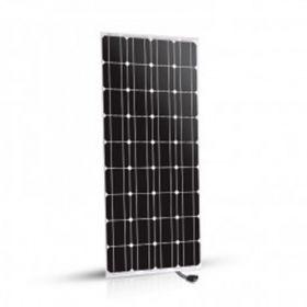 Kit fotovoltaic pentru rulote, autorulote si barci cu un panou fotoelectric monocristalin 180W 12V, un regulator de incarcare solar PWM 10A 12V – 24V si patru colturi de fixare pret ieftin 4