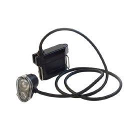 Lampa de mina tip ELM 04 SD pentru minele de carbune cu 2 LED-uri de mare putere pret ieftin