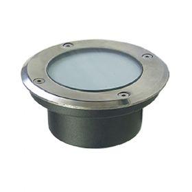 Proiector incastrat Doxa cu 15 LED-uri si dispersor din sticla semitransparenta de 8mm pret ieftin